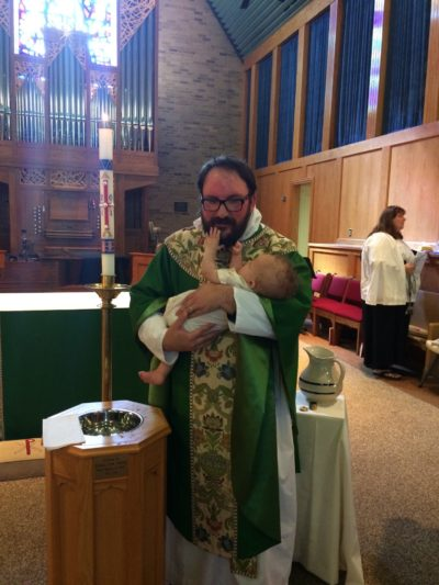 Baptism October