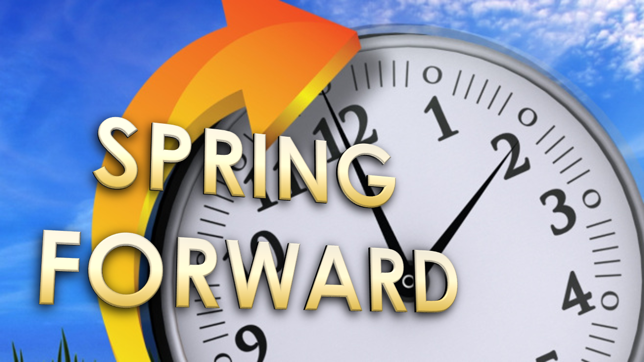 Daylight savings time - Forward