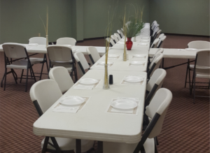 Agape Meal Table