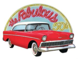 Fabulous fifties