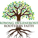 ing in generosity Rooted in Faith