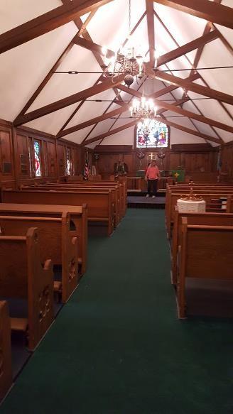 St Hubert Church