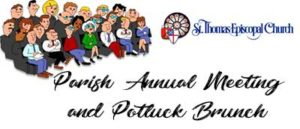 Annual Meeting and Pot Luck